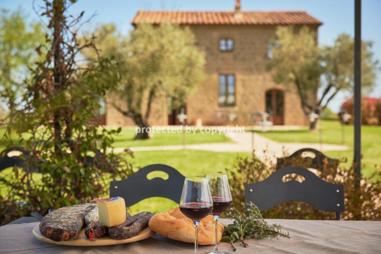 Lux Villa in Maremma