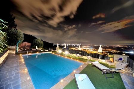 Luxury Villa With Jacuzzi Cortona